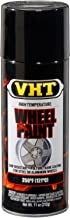 VHT SP187 Gloss Black Wheel Paint Can - 11 oz.