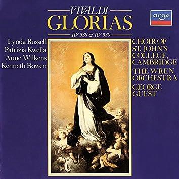 Vivaldi: Gloria, RV588; Gloria, RV589
