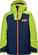 Helly Hansen Jr Waterproof Twister Ski Jacket