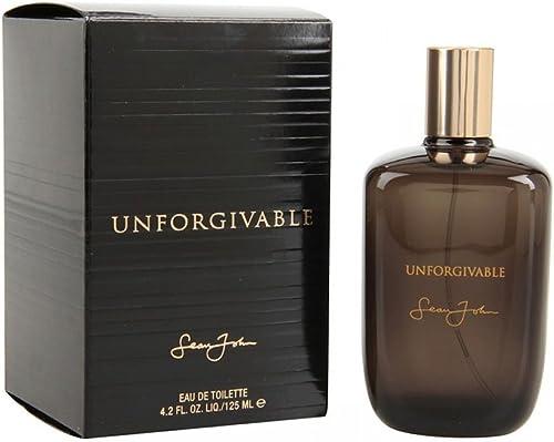 Sean John Unforgivable for Men Eau de Toilette Spray, 120ml