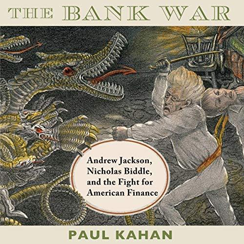 The Bank War audiobook cover art