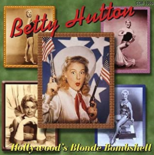 Hollywood's Blonde Bombshell