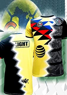 Soccer Limited Edition Club America Mexico Jersey Men Regular Fit 2019