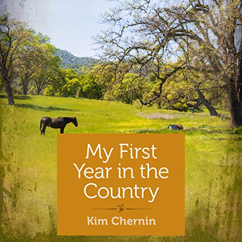 My First Year in the Country audiobook cover art