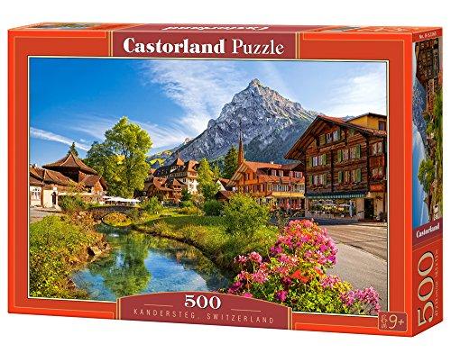 Castorland B-52363 Puzzle, bunt