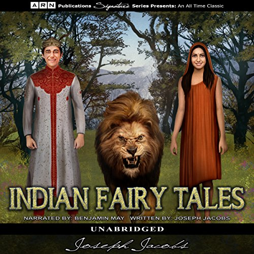 Couverture de Indian Fairy Tales