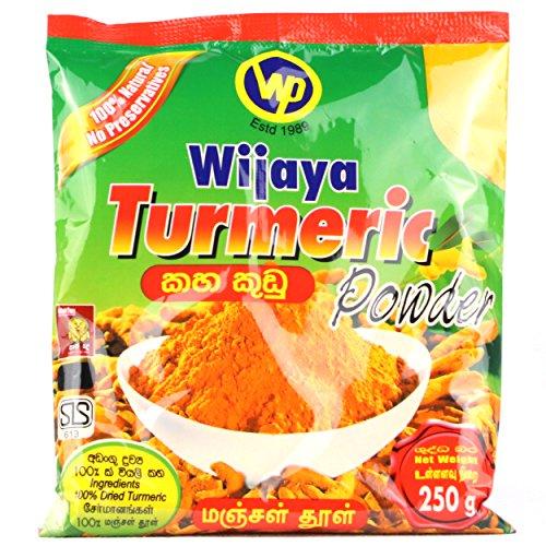 Sri Lankan Turmeric Powder 250g