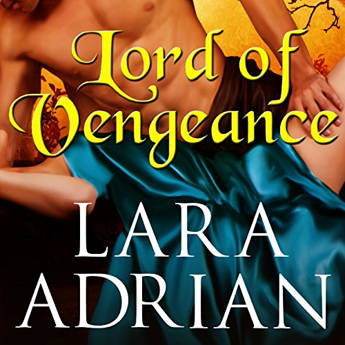 Lord of Vengeance audiobook cover art