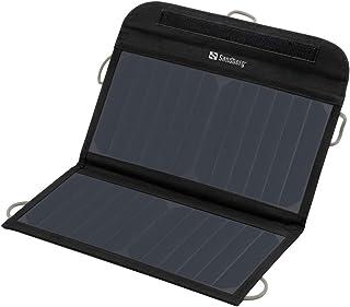 Sandberg 5705730420405 Oplader op zonne-energie, 13 W, 2 x USB