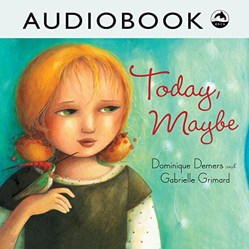 Today, Maybe audiobook cover art