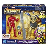 Avengers - Iron Man vs. Thanos Set de combate (Hasbro E0559EW0)