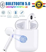 Bluetooth Headphones Bluetooth 5.0 Wireless Earbuds...