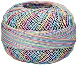 Handy Hands 210-Yard Lizbeth Cotton Thread, 25gm, Butterfly Breeze
