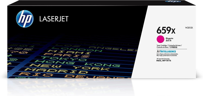 HP 659X | W2013X | Toner-Cartridge | Magenta | High Yield