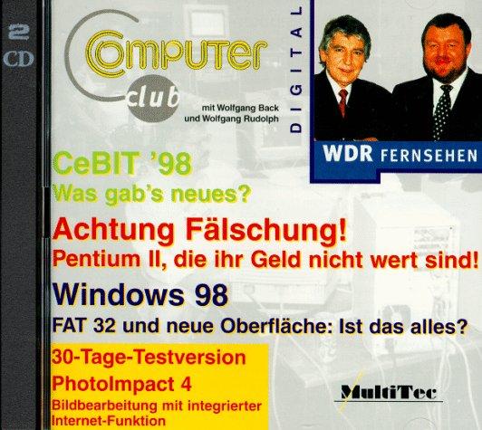Computer- Club Digital 98/5. (2 CD-Rom)