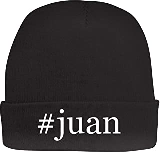 Shirt Me Up #Juan - A Nice Hashtag Beanie Cap