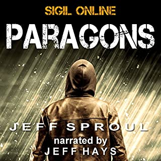 Sigil Online: Paragons cover art