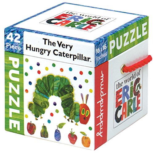 The Very Hungry Caterpillar (The World of Eric Carle)