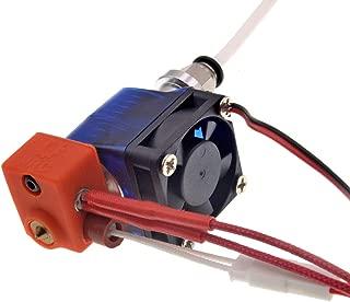 [Gulfcoast Robotics] 12V All Metal V6 Bowden Hotend Upgrade for 3D Printers | Polished Titanium Heatbreak | M3 Semitec Thermistor | 300° C Capable