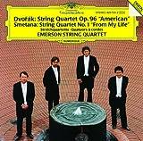 "Anton Dvorak: String Quartet Op. 96 ""American"" / Bedrich Smetana: String Quartet No. 1 ""From My Life"" - Emerson String Quartet"