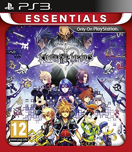 Kingdom Hearts HD 2.5 Remix - Essentials - PlayStation 3