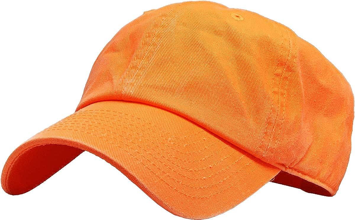 KBETHOS Dad Hat Adjustable Plain Cotton Cap Polo Style Low Profile Baseball Caps Unstructured