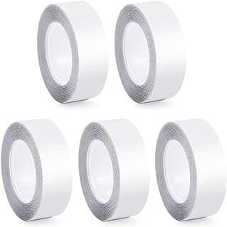 Oopsu Double Sided Clothing Tape Beauty Tape Clear Fabric Strong Double Sided Tape for Clothing Dress Wedding Prom Lingeri...