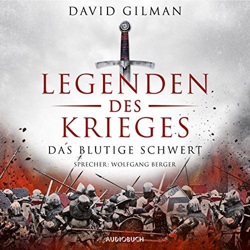Legenden des Krieges - Das blutige Schwert audiobook cover art