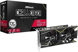 ASRock AMD Radeon RX5600XT Graphics Board GDDR6 6GB CHALLENGER Series RX 5600 XT Challenger D 6G OC