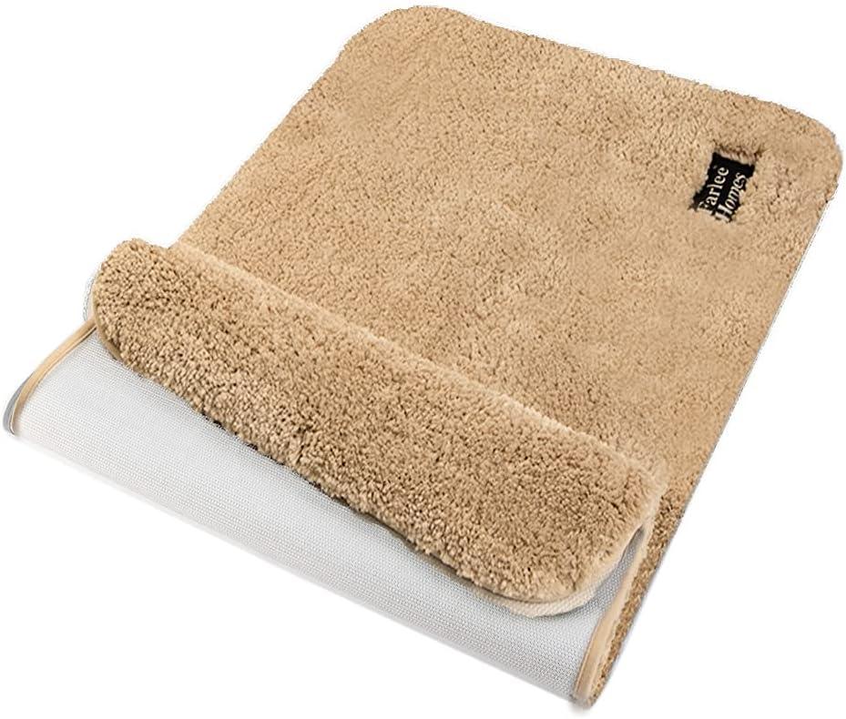 FARLEEHOMES Bathroom Rug Thickened Non 無料サンプルOK Absor 日本未発売 Mat Water Bath Slip