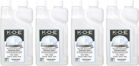 Thornell KOEFS-P K.O.E Kennel Odor Eliminator Fresh Scent Concentrate (4-(Pack))