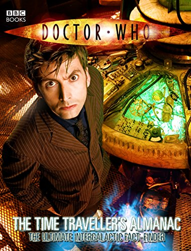 Doctor Who - The Time Traveller's Almanac