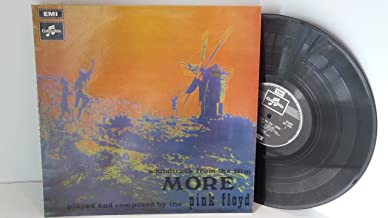 PINK FLOYD soundtrack from the film more played and composed by pink floyd, S...