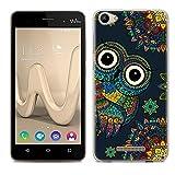 Easbuy Handy Hülle Soft Silikon Hülle Etui Tasche für Wiko Lenny 3 Max Smartphone Cover Handytasche Handyhülle Schutzhülle