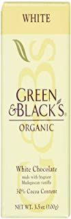 Green & Black's: Organic White Chocolate (1 x 3.5 oz)