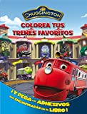Colorea tus trenes favoritos (Chuggington)
