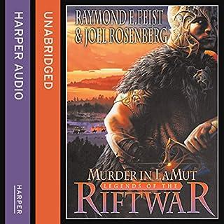 Murder in Lamut audiobook cover art