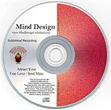 Attract Your True Love / Soul Mate Subliminal CD