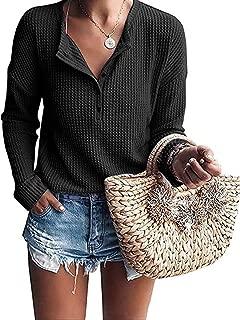 Best knit henley shirt Reviews