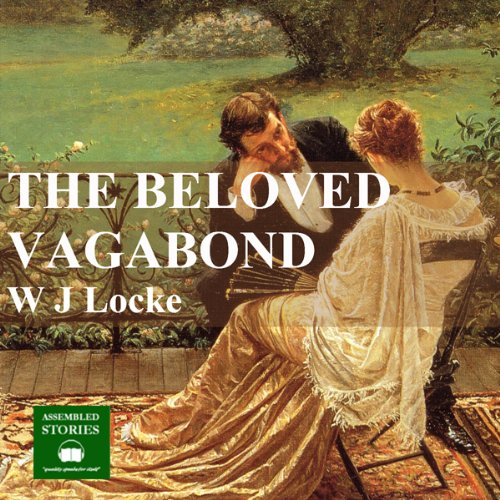 The Beloved Vagabond audiobook cover art