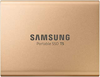 Samsung 外付けSSD T5 1TB USB3.1 Gen2対応 ハードウェア暗号化 パスワード保護 V-NAND搭載 MU-PA1T0G/WW