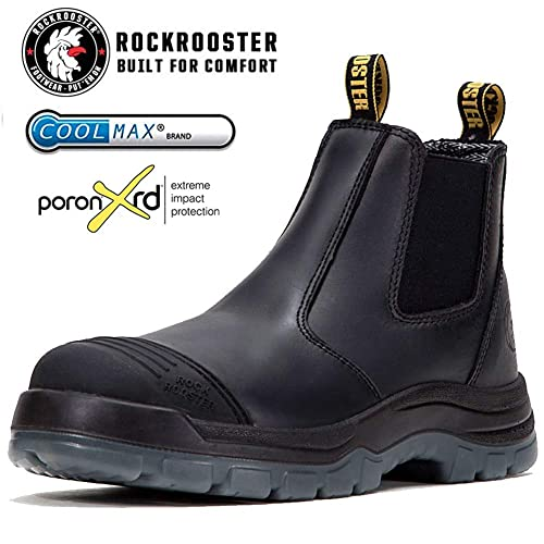 40039b6caad Safety Toe Shoes Waterproof: Amazon.com