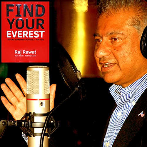 Find Your Everest Before Someone Chooses It for You audiobook cover art
