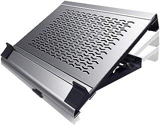 Protección del radiador del Ordenador portátil Soporte Cervical Ajuste de elevación Vertical Marco de Lectura Mesa portátil (Tamaño: L339 * W294 * 49 mm)