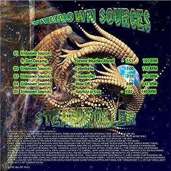 Upavas - Steam Roller EP
