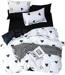 452ce941 Sticker Superb Moda Funda Nórdica Negra/Blanca/Azul/Rosa, Funda Nórdica de