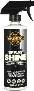 Masterson's Car Care MCC_113_16 Spray Shine Tire & Trim Protectant (16 oz)