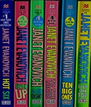 6. Hot Six – 7. Seven UP – 8. Hard Eight – 9. To The Nines – 10. Ten Big Ones (Stephanie Plum, Bounty Hunter series 6 to 1...