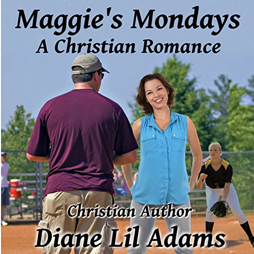 Maggie's Mondays audiobook cover art