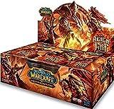 Cryptozoic World of Warcraft TCG Regno di Fuoco - Reign of Fire - Box 36 Pack Italiano